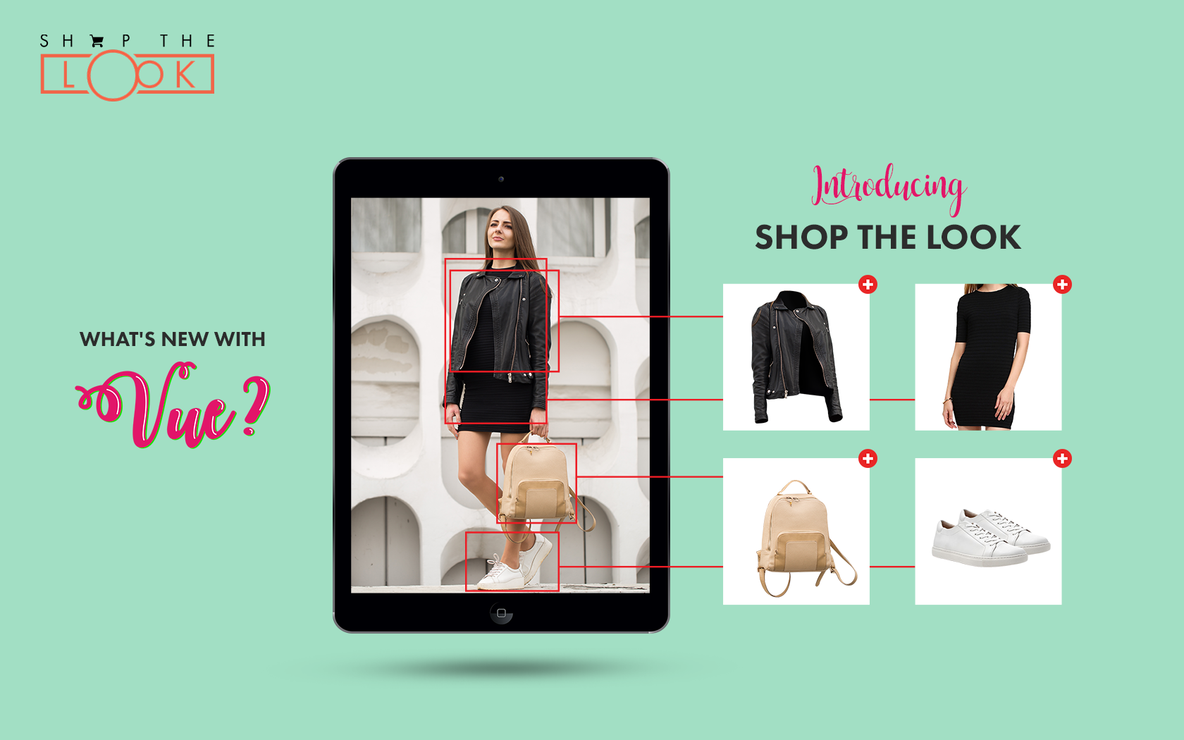 Monetize Your Visual Content With Shop The Look