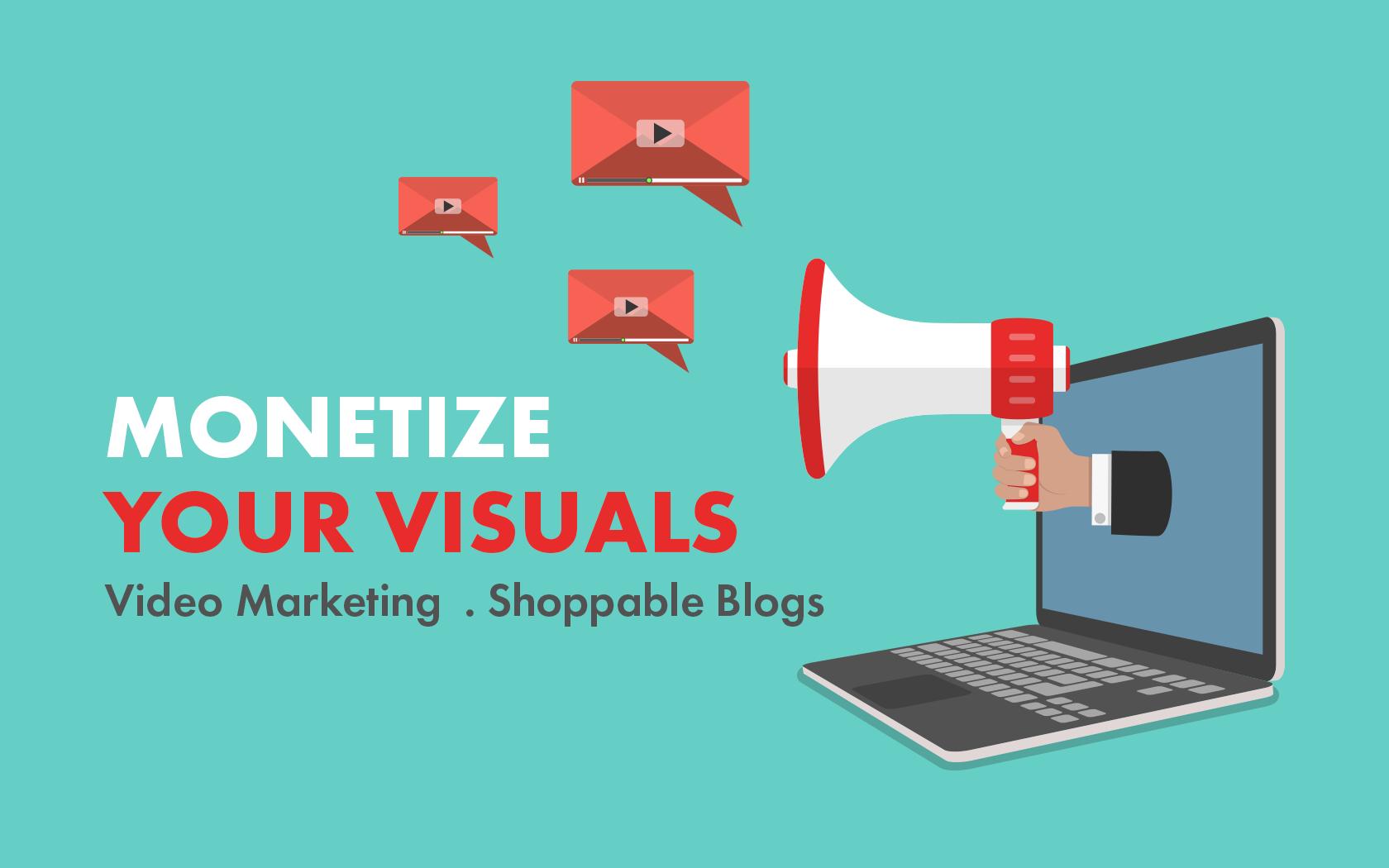 Visual Experience Marketing