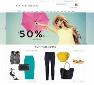 home page-personalization-ecommerce-fashion-retail