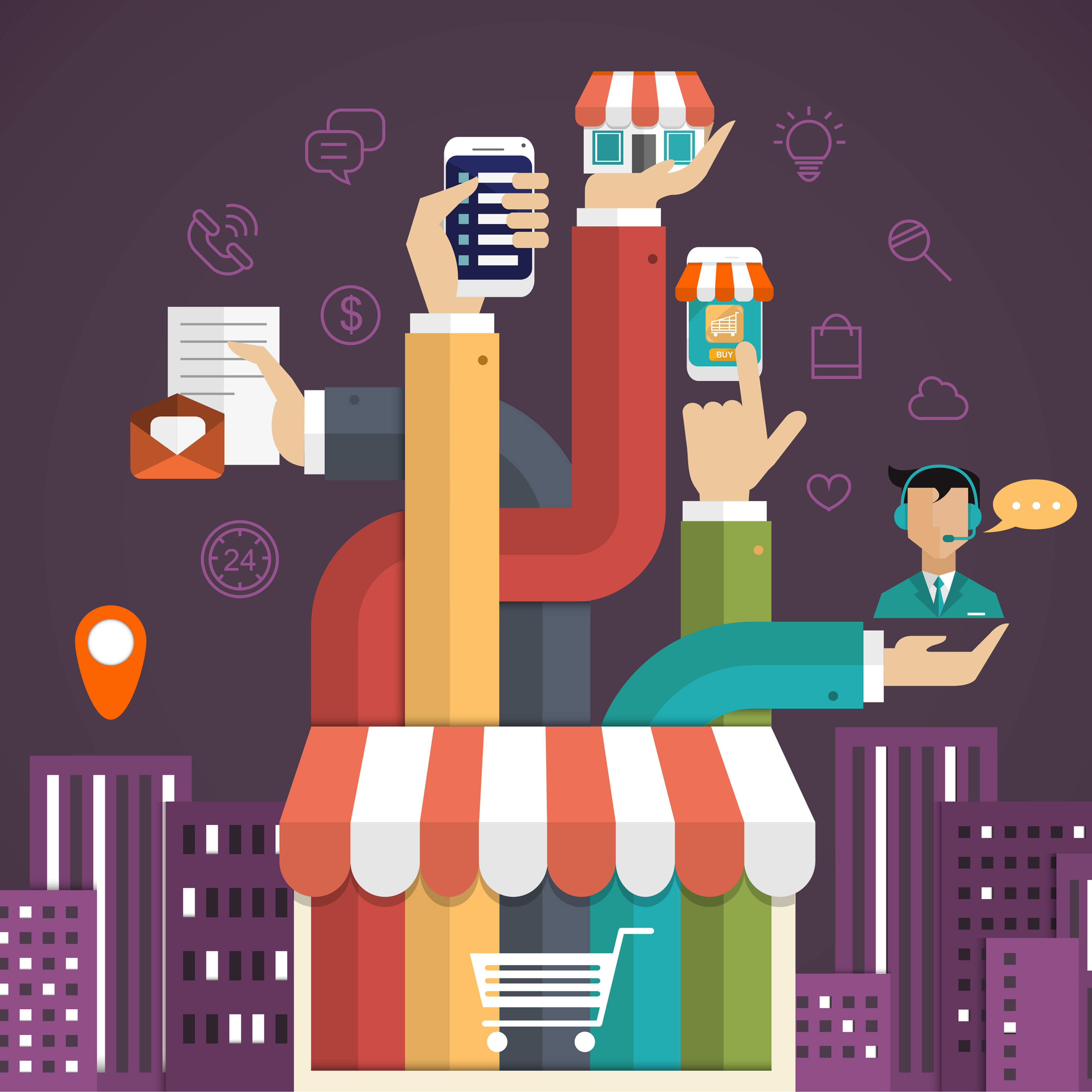 omnichannel on the rise