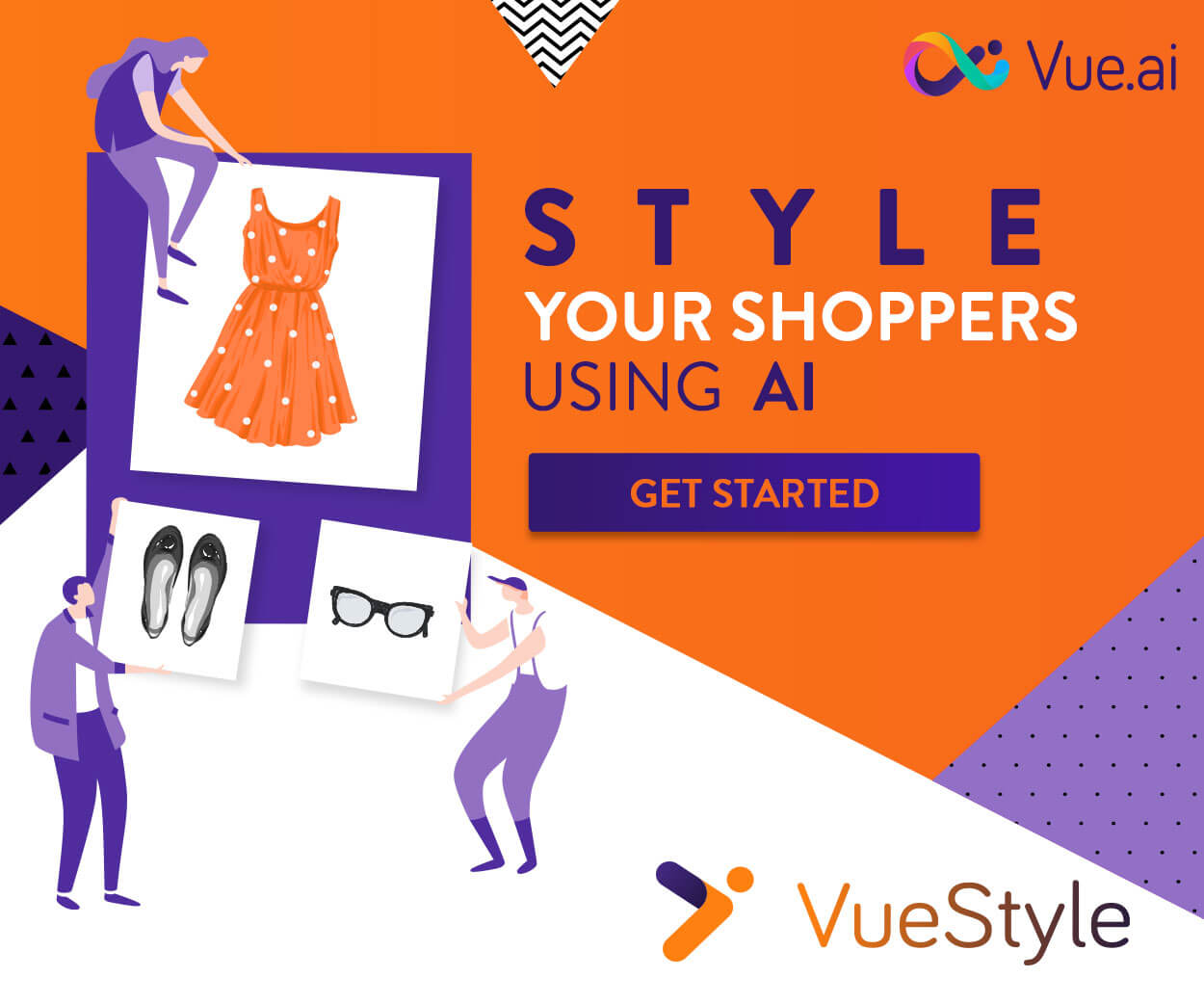 VueStyle Styling and Outfitting