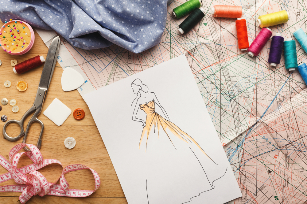 A Portrait Of Today S Successful Fashion Designer Vue Ai Blog