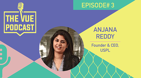 The Vue Podcast: Leaders in Retail | Anjana Reddy