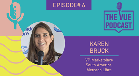 The Vue Podcast: Leaders In Retail | Karen Bruck