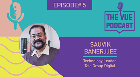 The Vue Podcast: Leaders in Retail | Sauvik Banerjjee