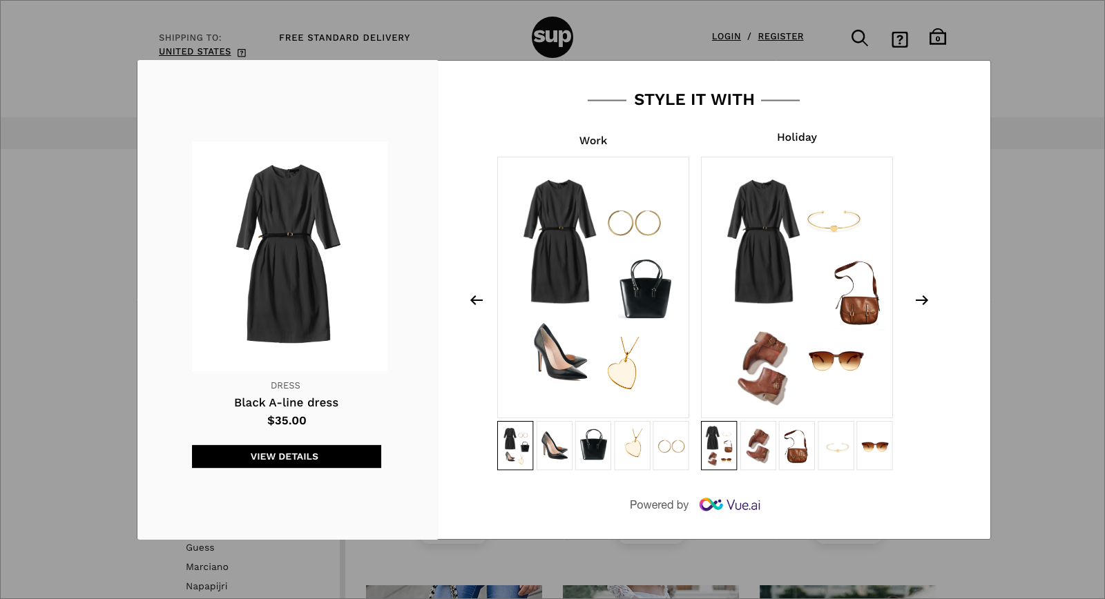 How Styling Recommendations Can Help Increase Revenue