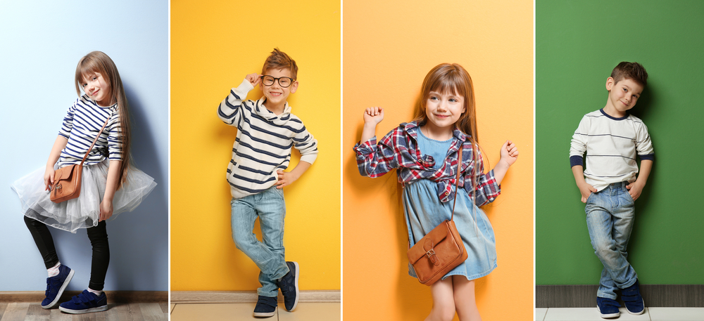 The Booming Industry of Kidswear Fashion
