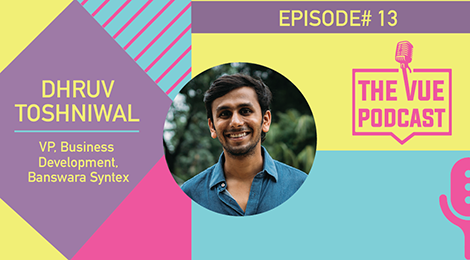 The Vue Podcast: Leaders in Retail | Dhruv Toshniwal
