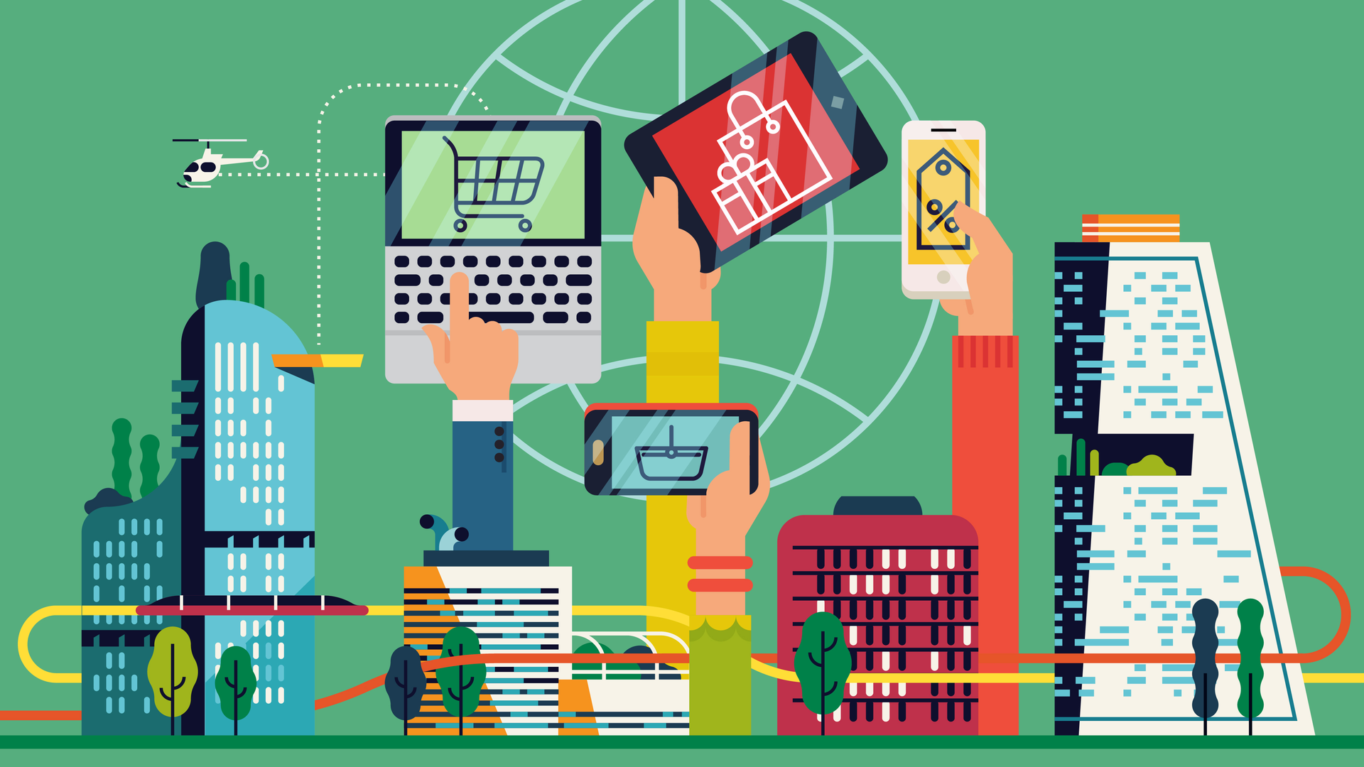 Making New Waves: The Rising Use Of Tech In Fashion Retail