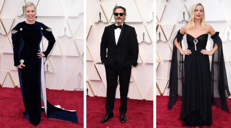 Sustainable Fashion Takes Over The Oscars 2020 Red Carpet