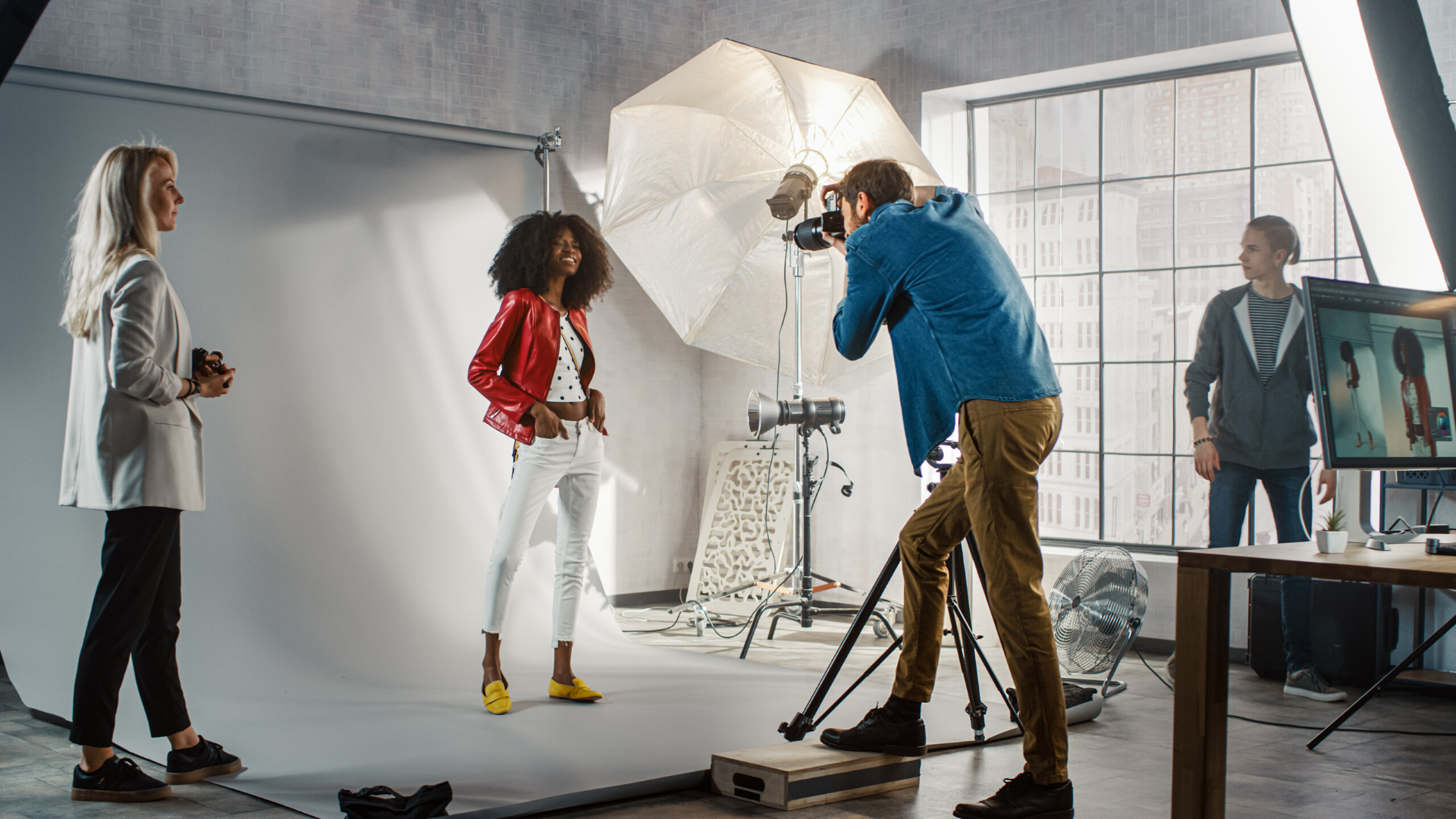 Reduce Photoshoot Costs with Automated On-Model Fashion Imagery