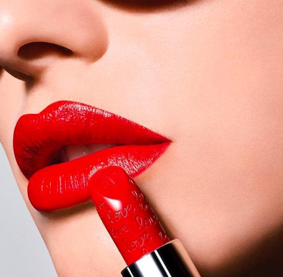 Dior's Valentine's Day 2020 Campaign - Image Via Dior