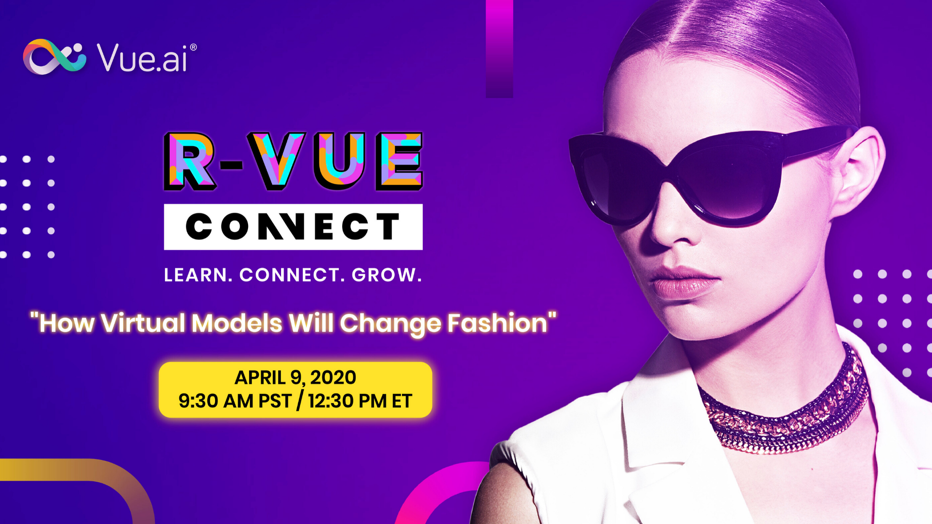 5 Reasons To Register For R-Vue Connect!