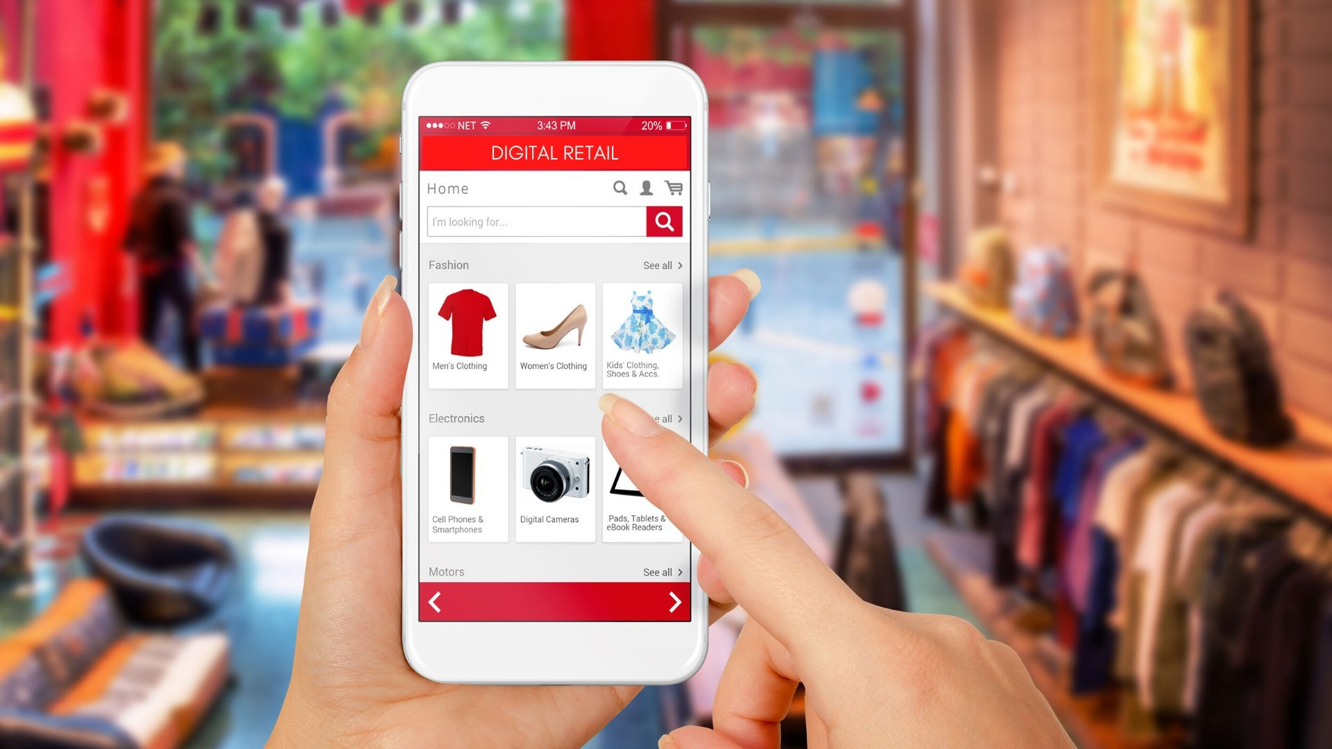 A Retailers' Guide: Protect Your Business With AI Transformation