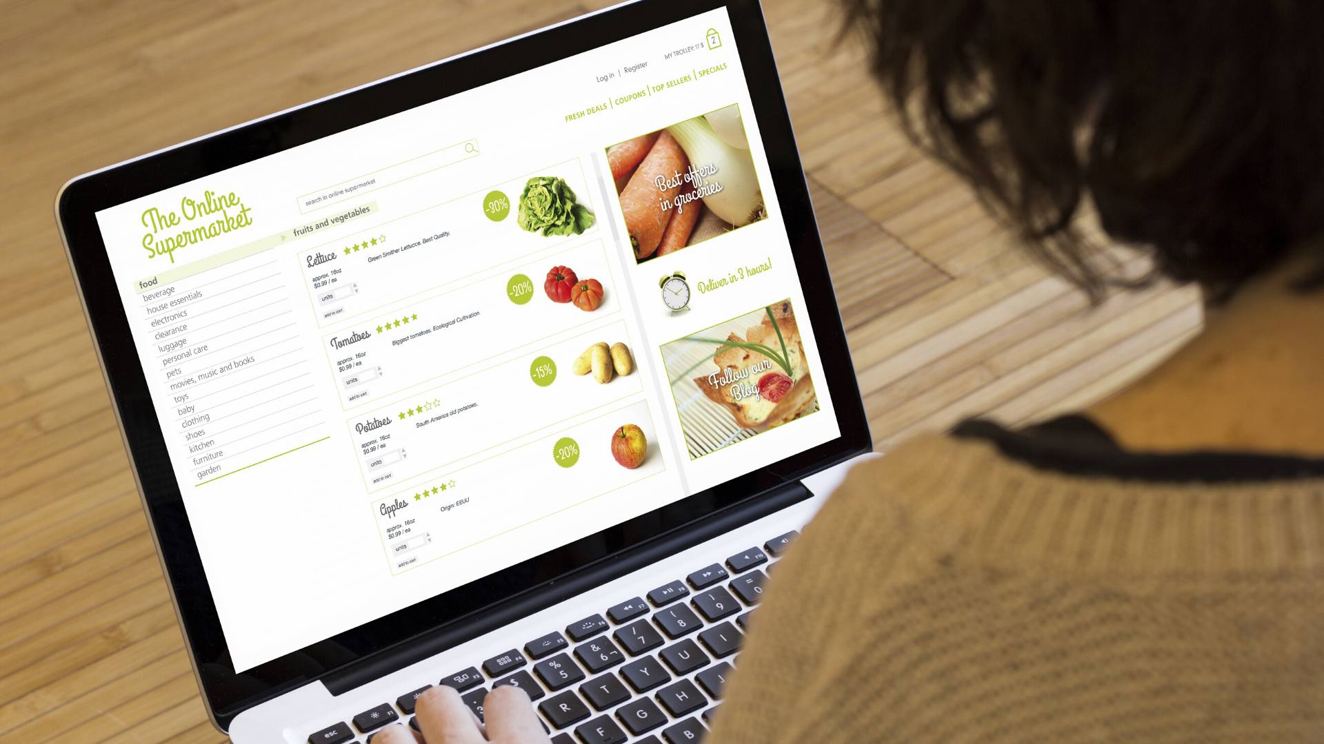Online Grocery Retail: An Incredible Story of Digital Transformation