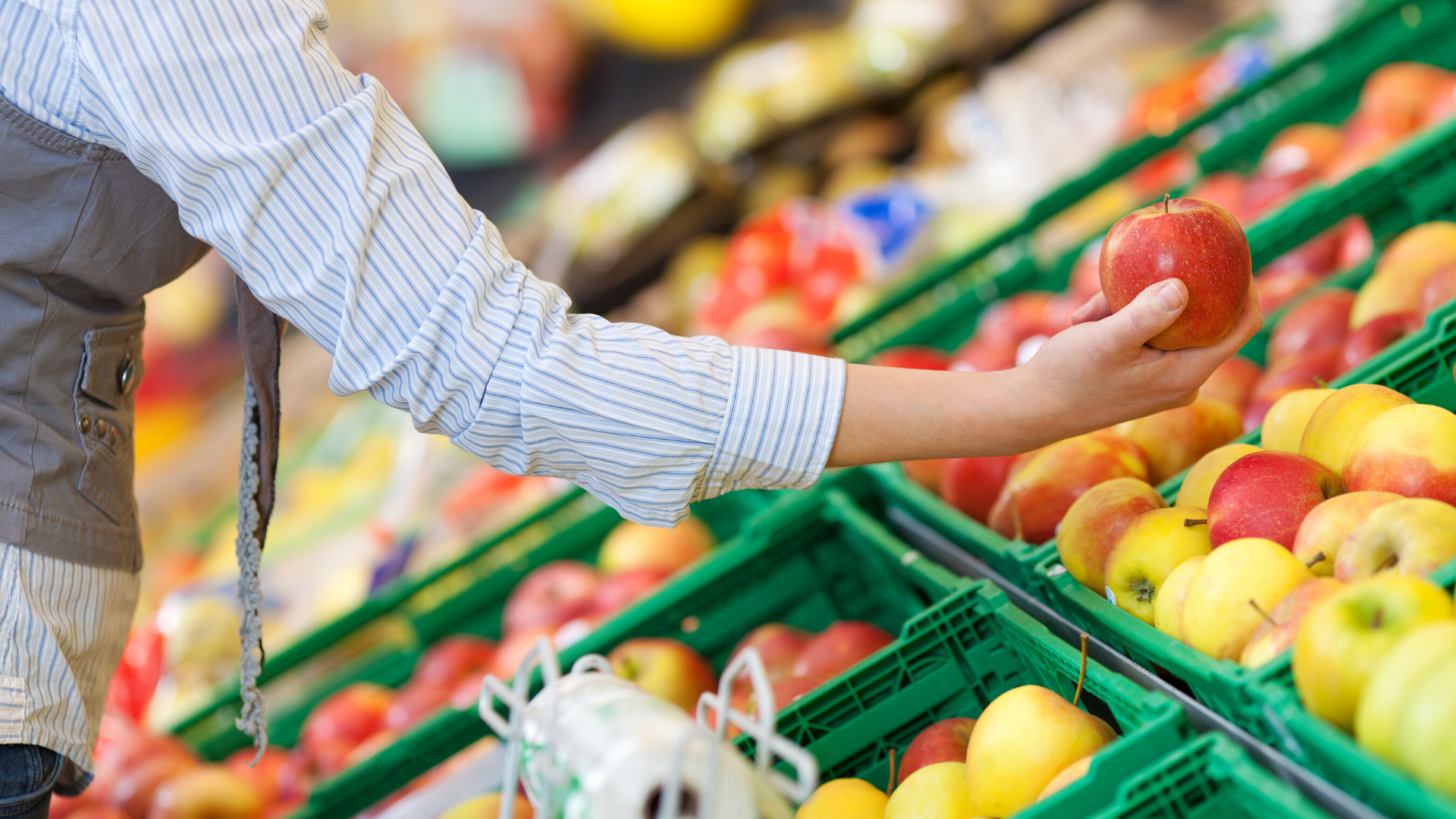 How Retailers Can Make Grocery Shopping A Habit