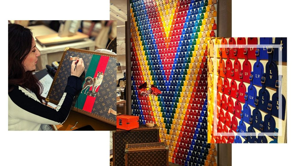 Louis Vuitton Won Me Over With Experiential Retail