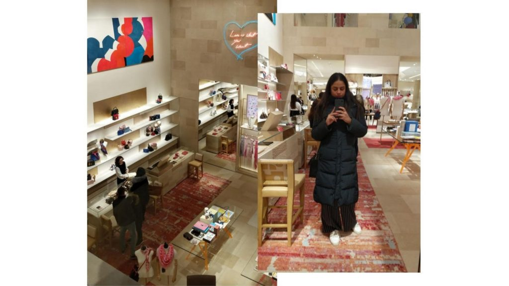 Here's How Louis Vuitton Won Me Over With Experiential Retail