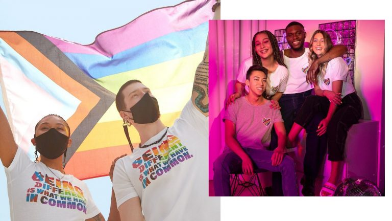 Fashion Brands Launch Initiatives For Pride Month 2021