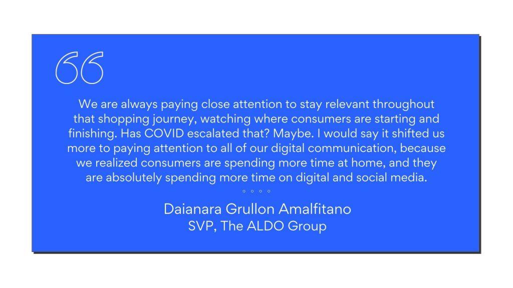 The ALDO Group's Digital Makeover: A Success Story