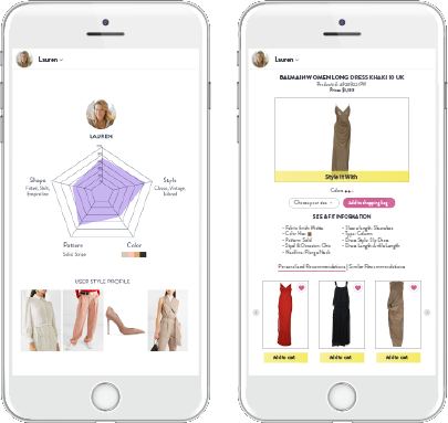 Understand Shopper Intent                 With Every Click