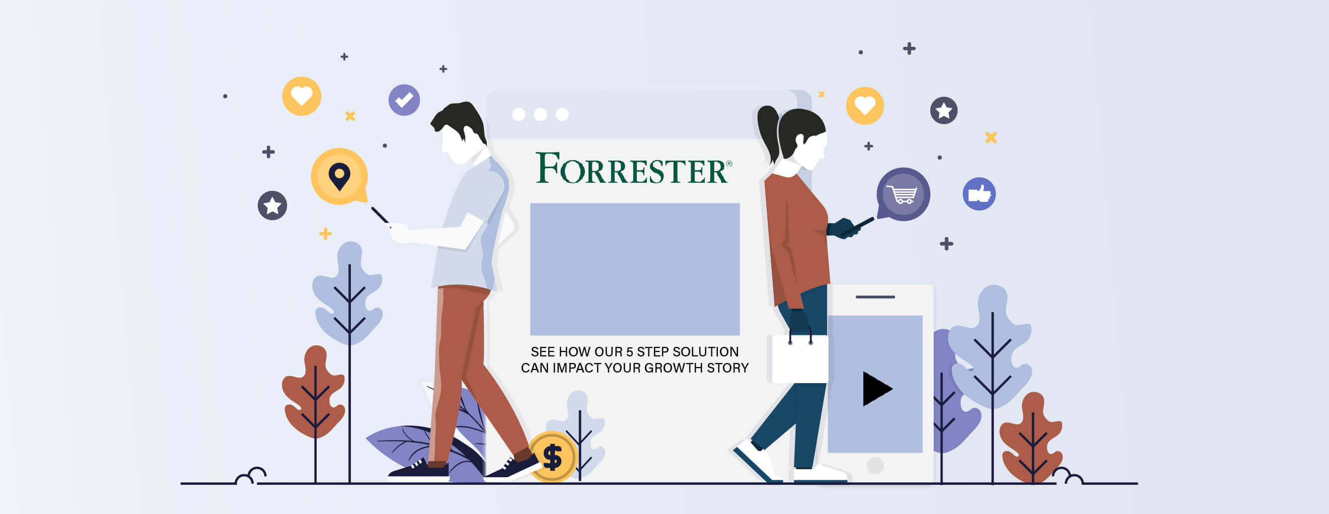 Vuestudio forrester report shoppable video