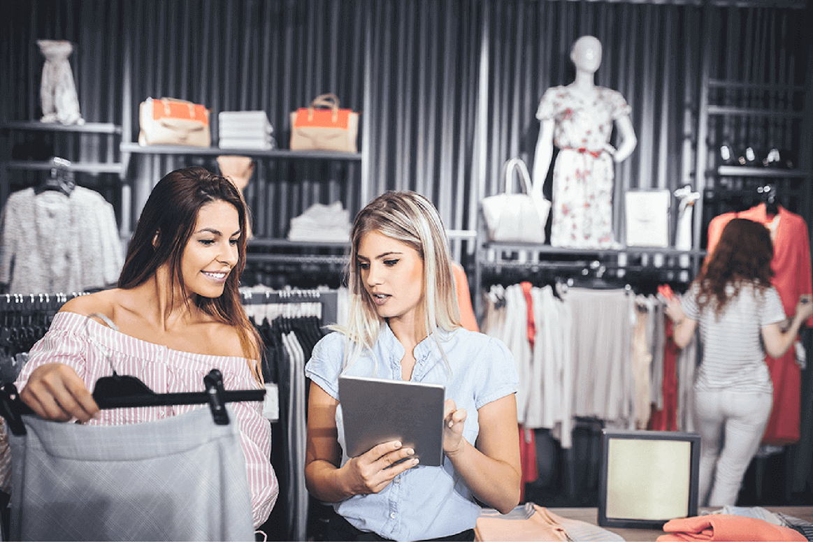 Clienteling and Personal Shopping