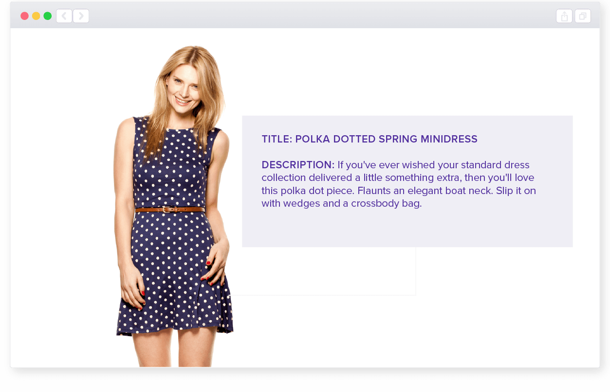 Automated Product Tagging For Fashion Retail Ecommerce